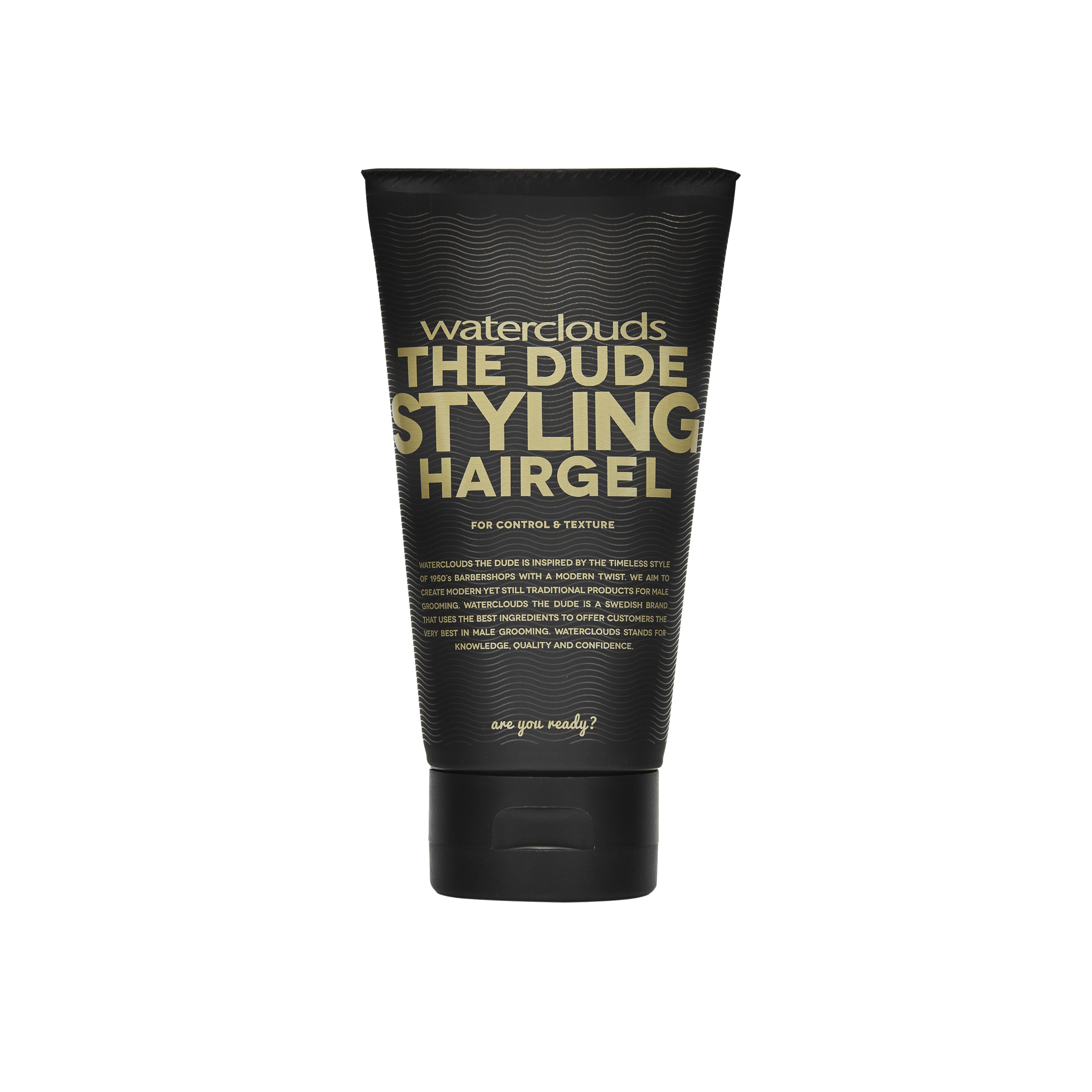 Styling Hairgel 150ml – Waterclouds The Dude