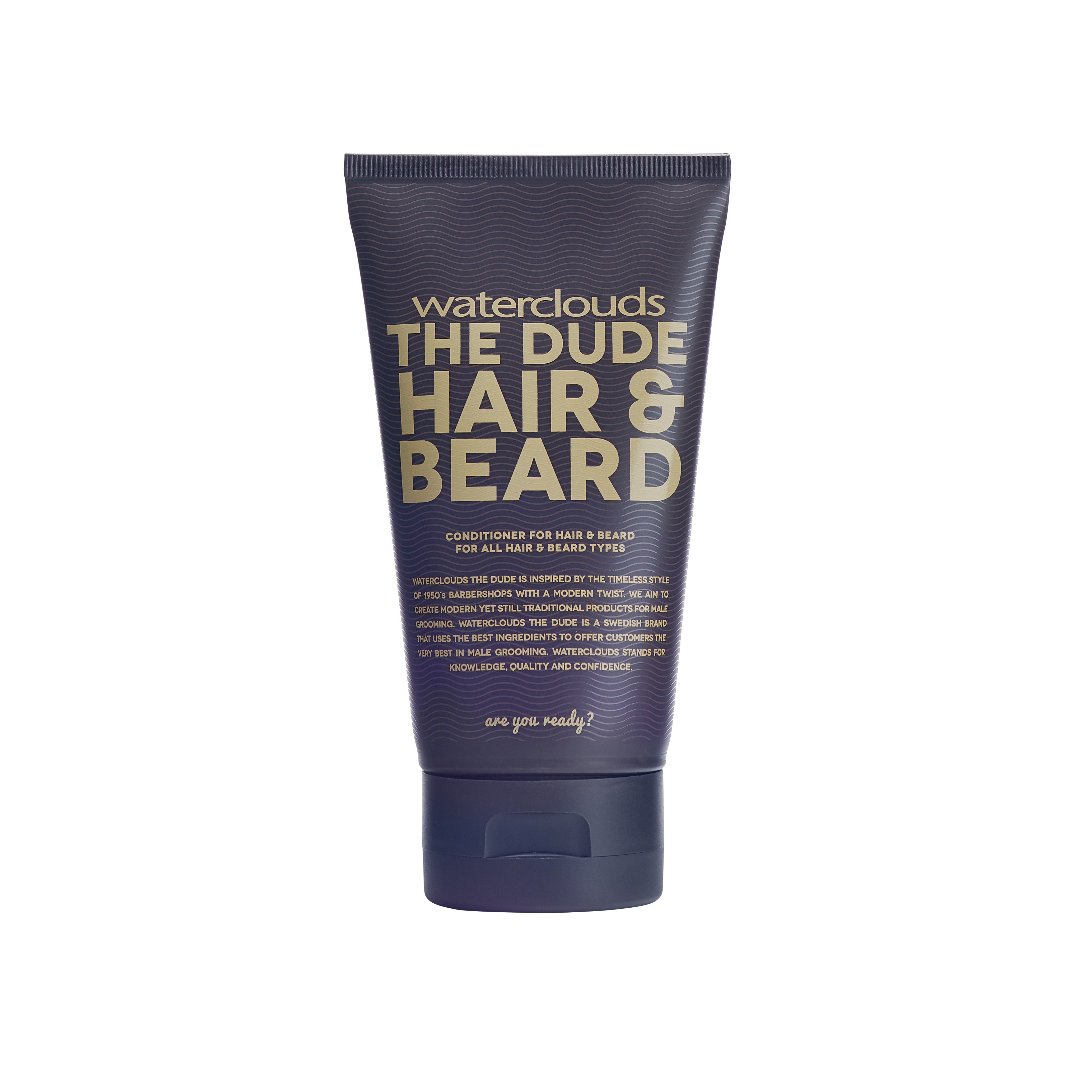 Hair & Beard Conditioner 150ml – Waterclouds The Dude