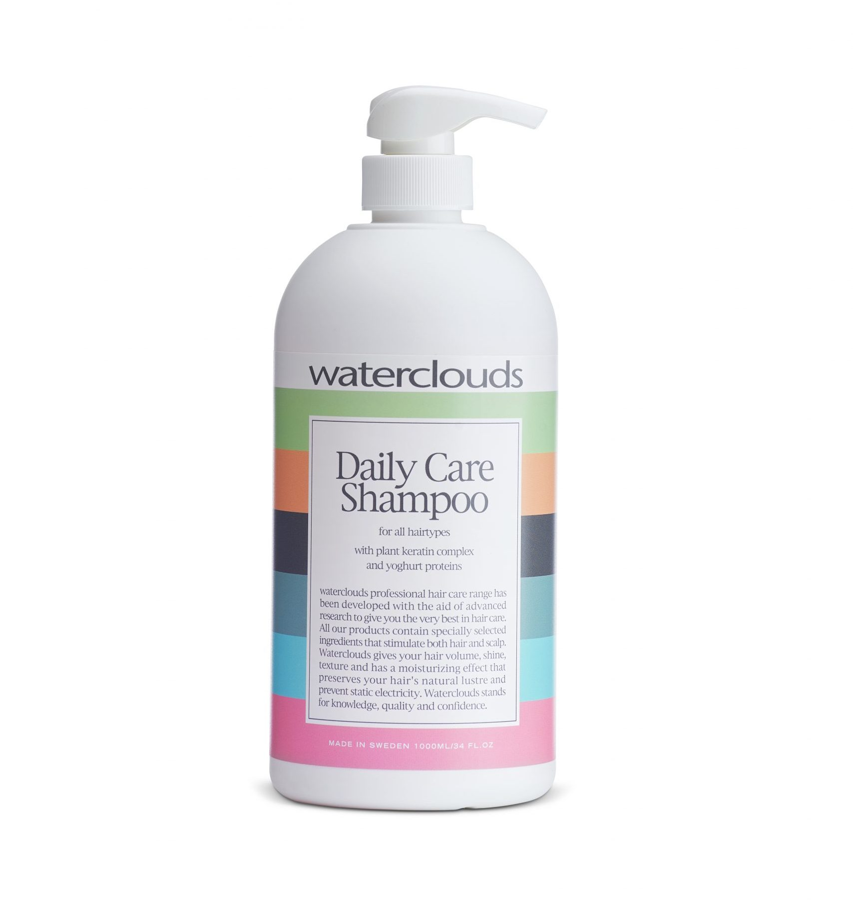 Daily Care Shampoo 1000ml – Waterclouds
