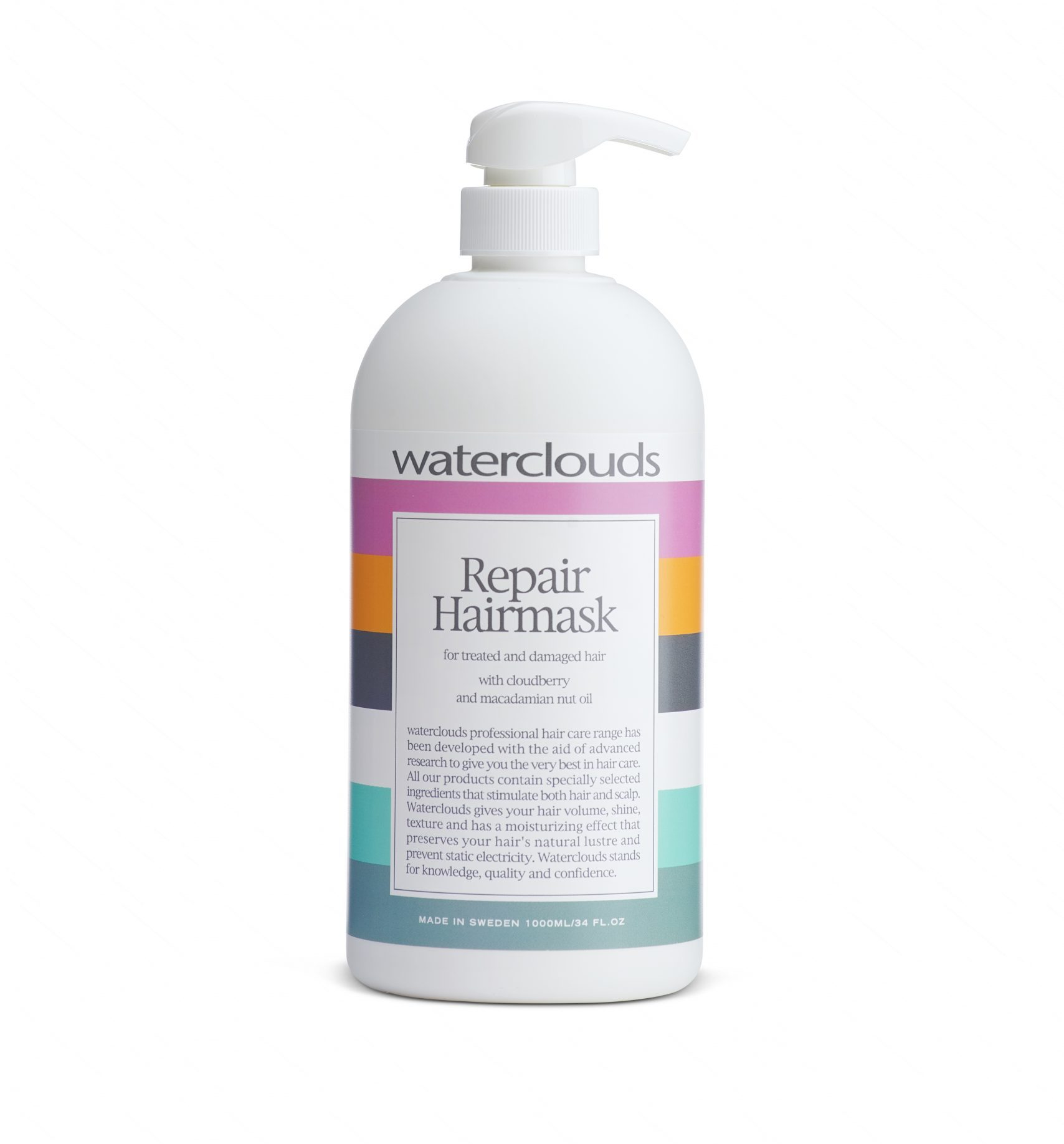 Repair hairmask 1000ml – Waterclouds