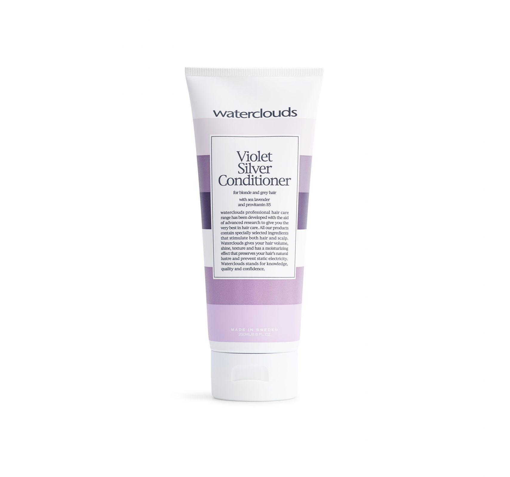 Violet Silver Conditioner 200ml – Waterclouds