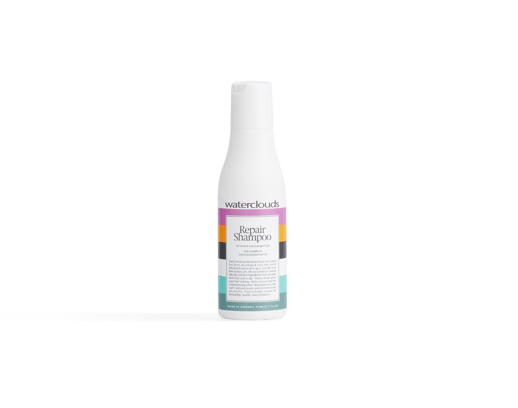 Repair shampoo 70ml – Waterclouds