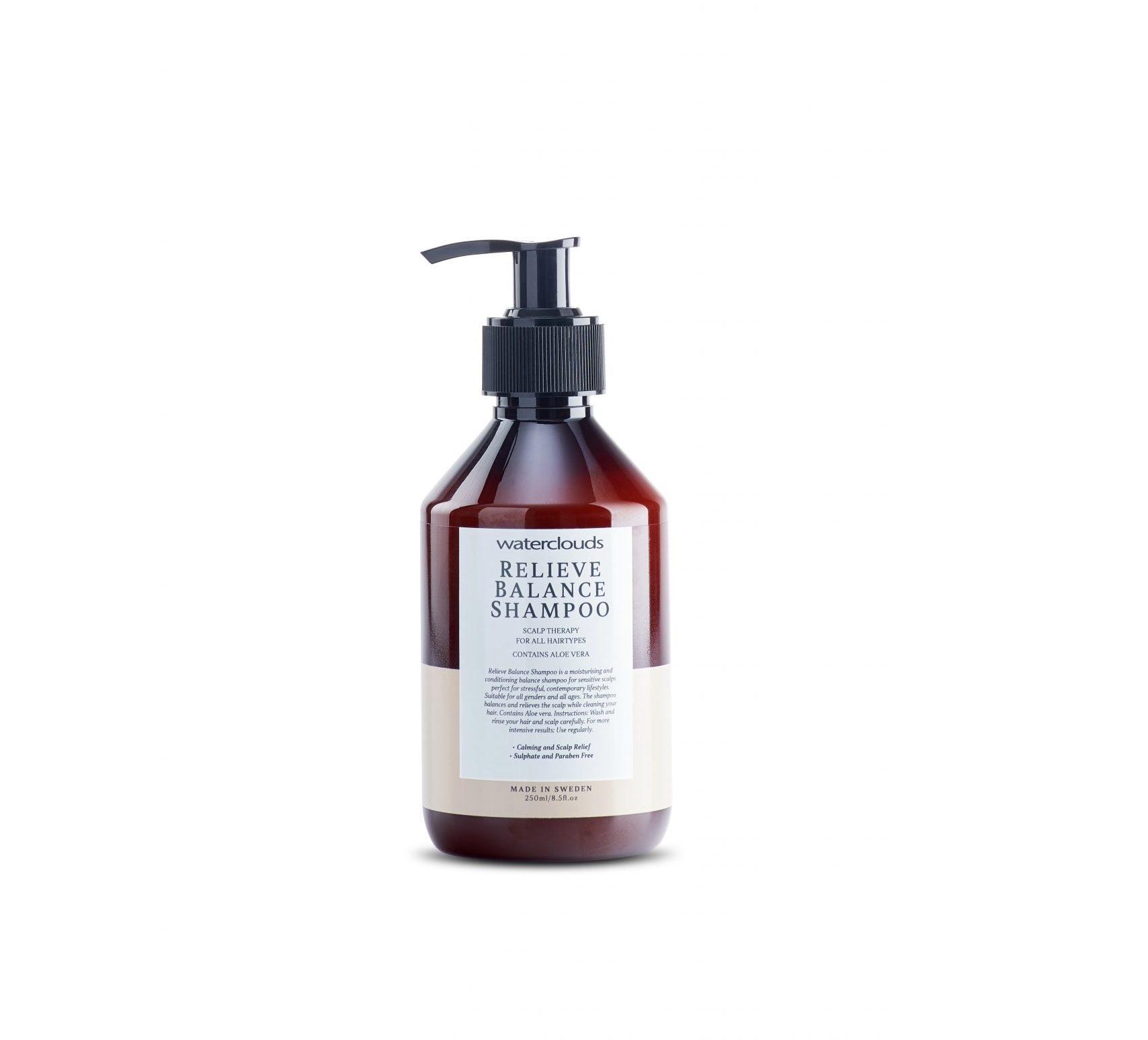 Relieve Balance Shampoo 250ml – Waterclouds Relieve