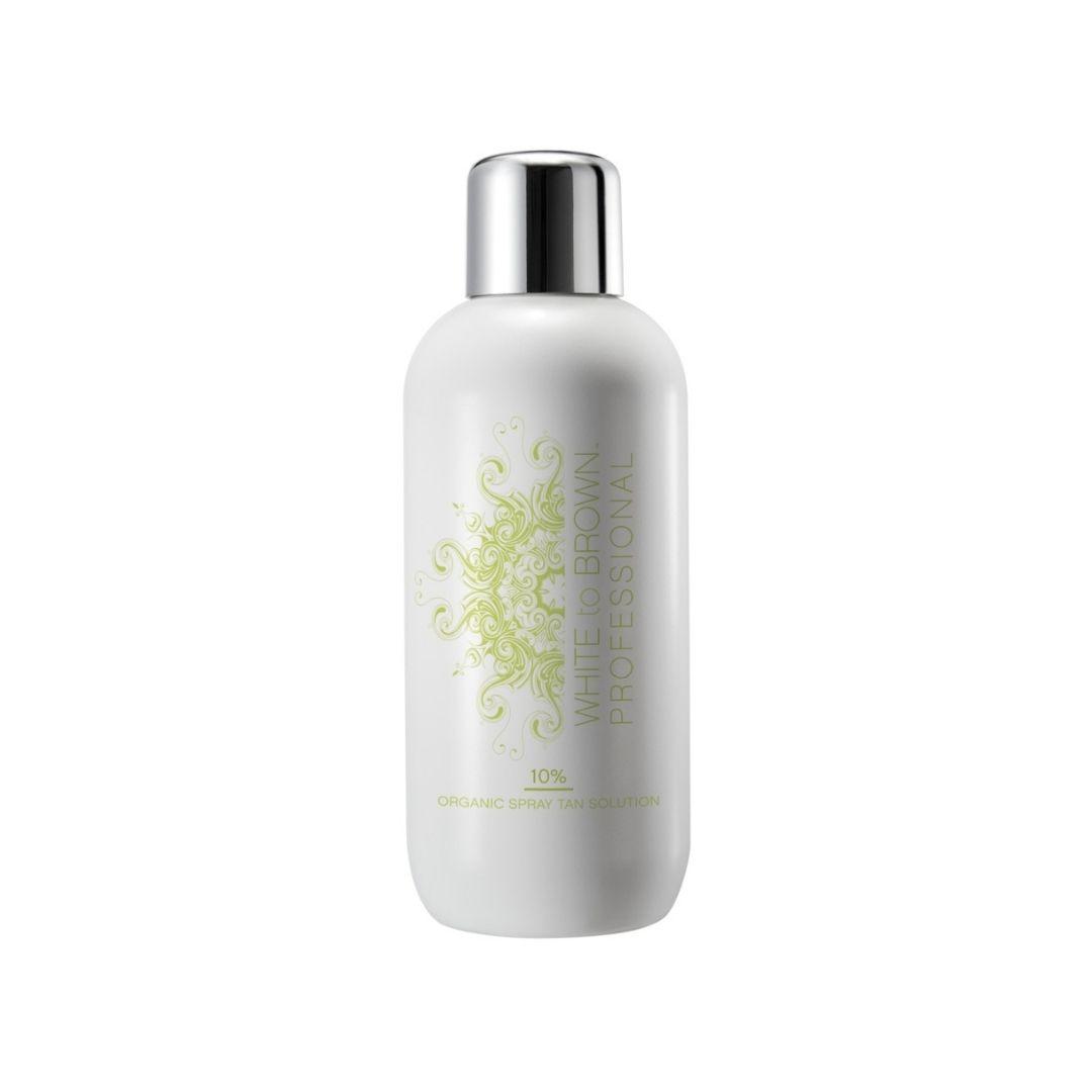 Organic 10% Spray Tan Solution 1000ml – Way to Beauty