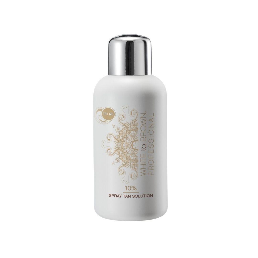 10% Spray Tan Solution 250ml – Way to Beauty