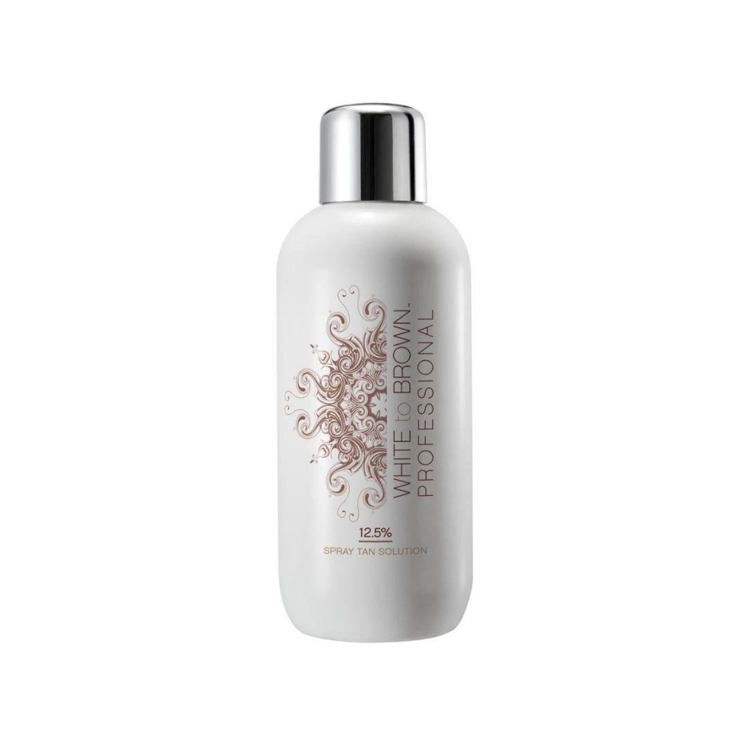 12.5% Spray Tan Solution 1000ml – Way to Beauty