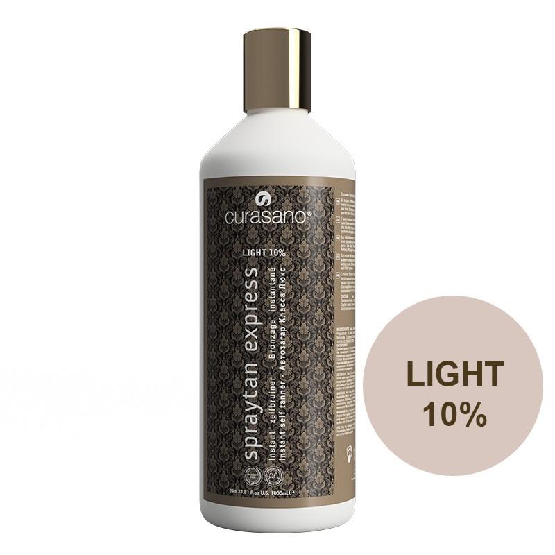 Curasano Spraytan Expres Pro Tanning Lotion Light 1000 ml