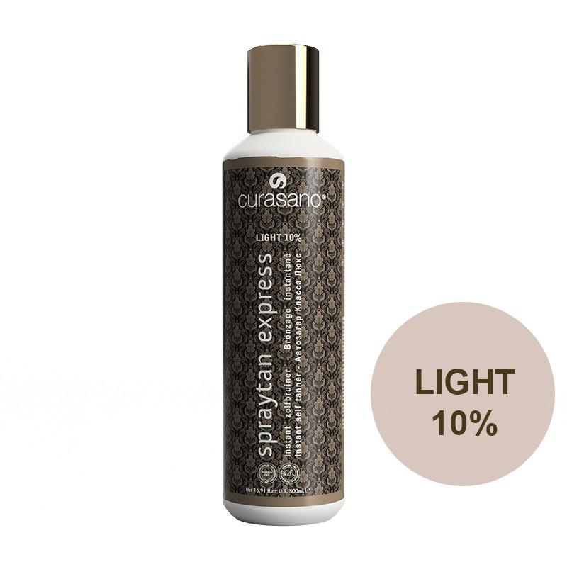 Curasano Spraytan Expres Pro Tanning Lotion Light 500 ml