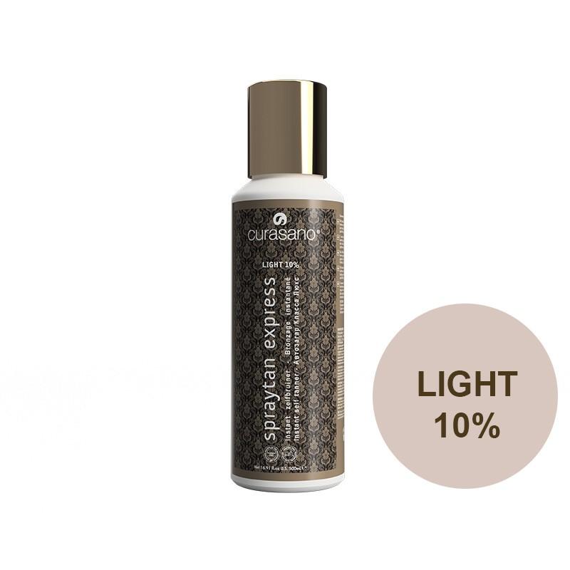 Curasano Spraytan Express Tanning Lotion Pro Light 250ml