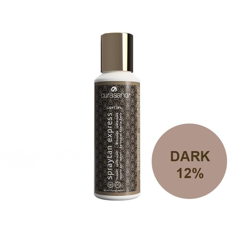 Curasano Spraytan Expres Pro Tanning Lotion Dark 250 ml