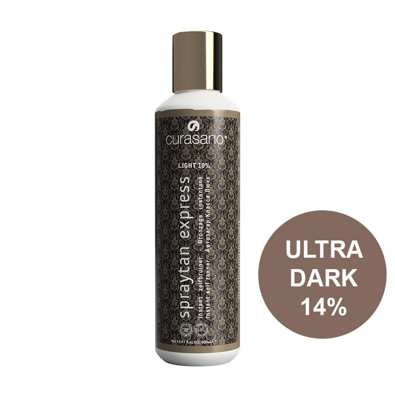 Curasano Spraytan Expres Pro Tanning Lotion Ultra Dark 500 ml