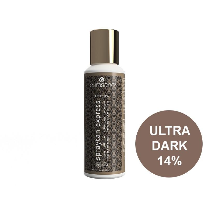 Curasano Spraytan Expres Pro Tanning Lotion Ultra Dark 250 ml