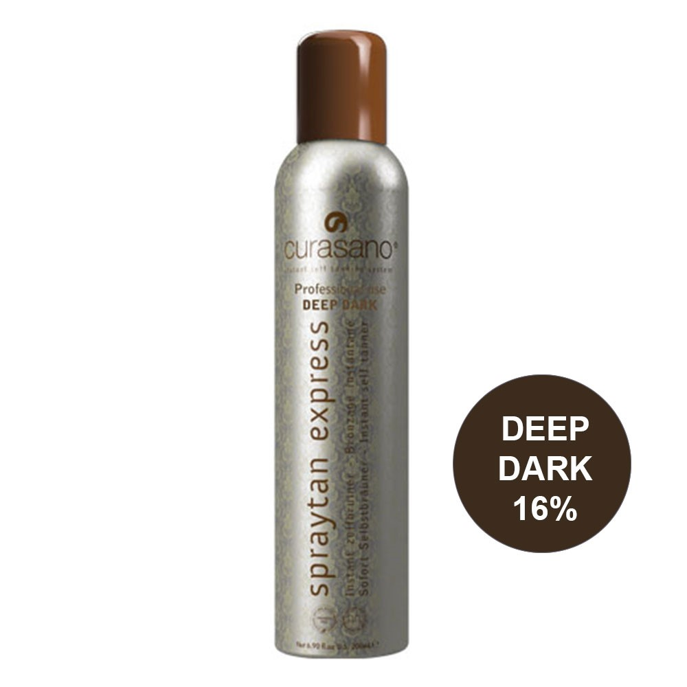 Curasano Spraytan Pro Deep Dark – 200ml