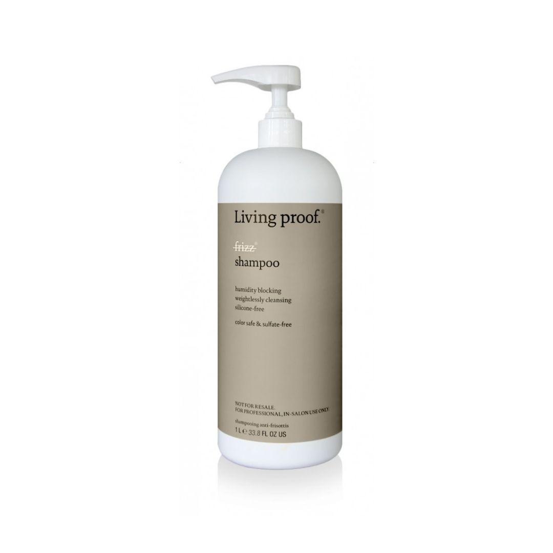 No Frizz Shampoo 1000 ml – Living Proof