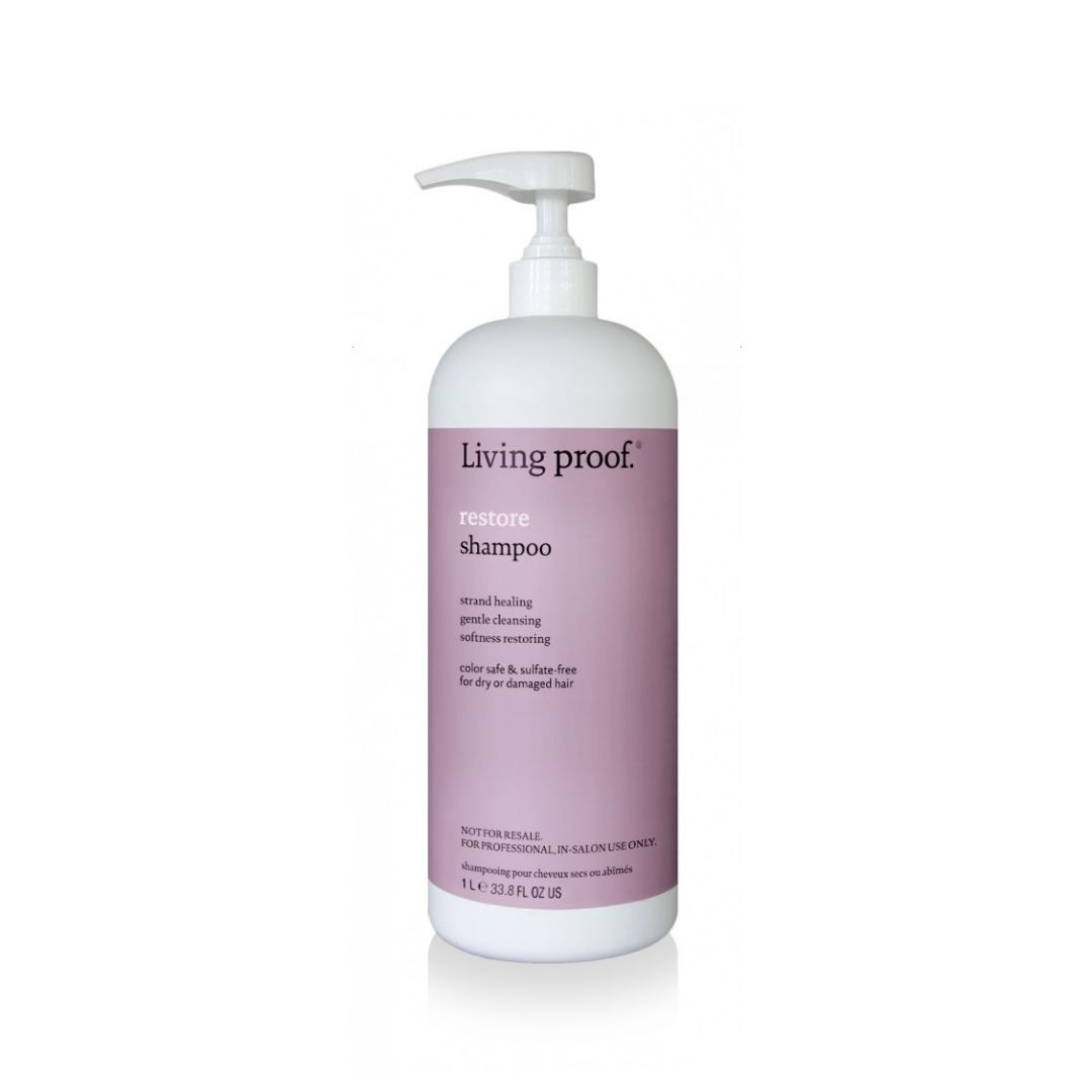 Restore Shampoo 1000 ml – Living Proof